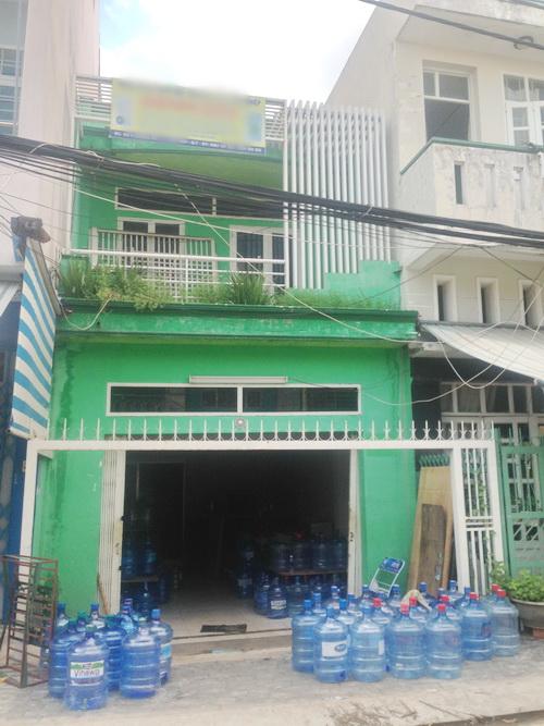 Bán nhà mặt tiền đường số 1 Tân Mỹ , F. Tân Phú Quận 7