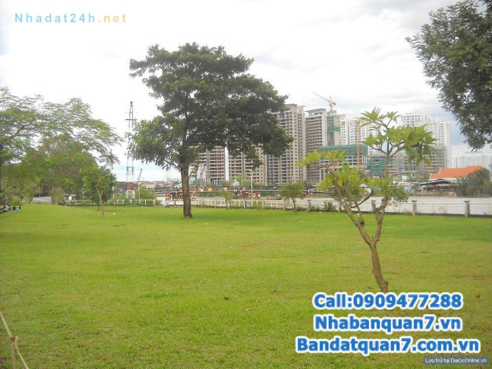 Bán đất mặt tiền đường Nguyễn Hữu Cảnh, phường Thắng Nhất