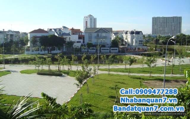 Bán đất chính chủ, địa chỉ MT đường Lâm Văn Bền, phường Tân Quy, quận 7 giá 6,8  tỷ