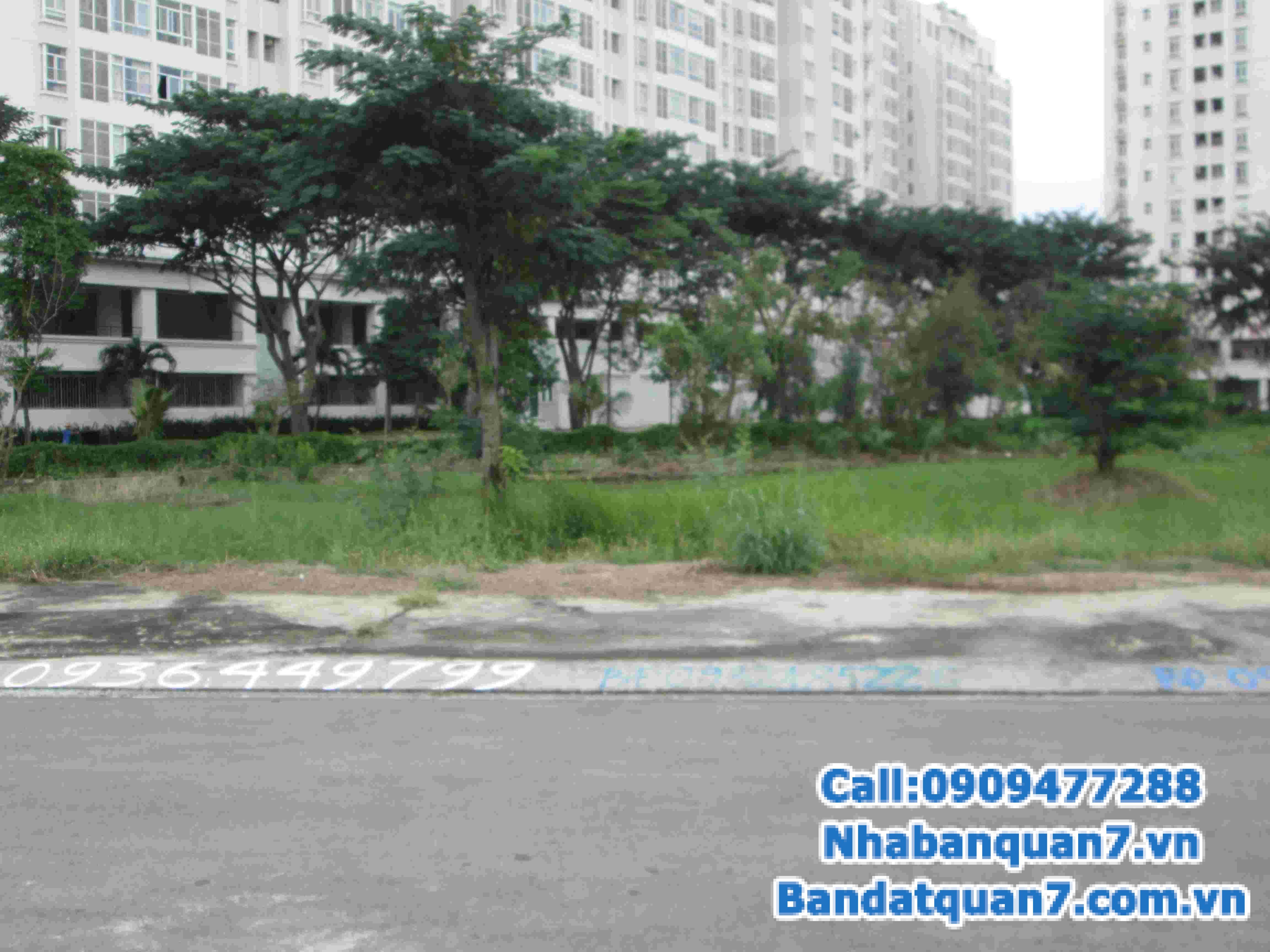 Bán đất Sadeco Phước Kiểng 312m2 giá 32 tr