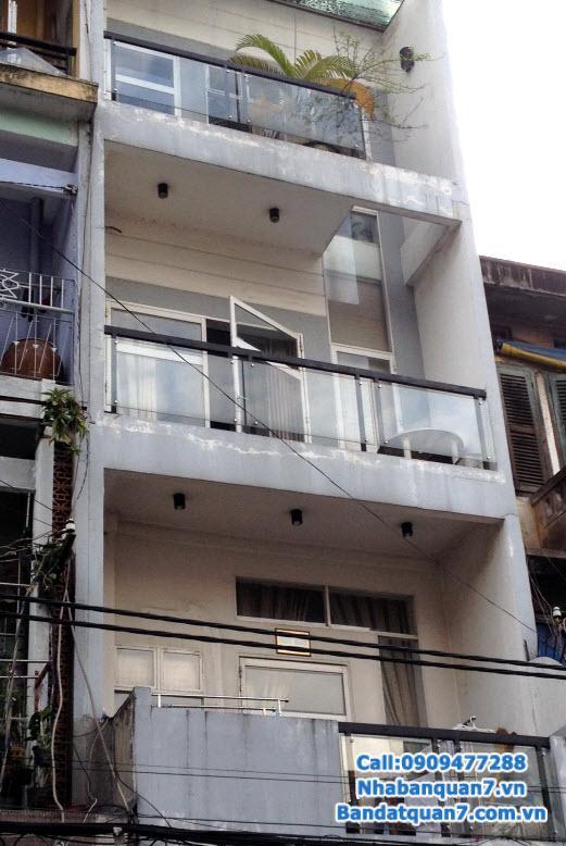 Bán nhà 4x17m 3 tầng  hẻm Lâm Văn Bền nhà đẹp bán 3,1 tỷ