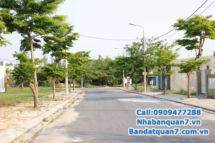 Bán đất nền biệt thự dự án Thái Sơn 1, 10x25m giá 14tr/m2 xã Phước Kiển, Nhà Bè