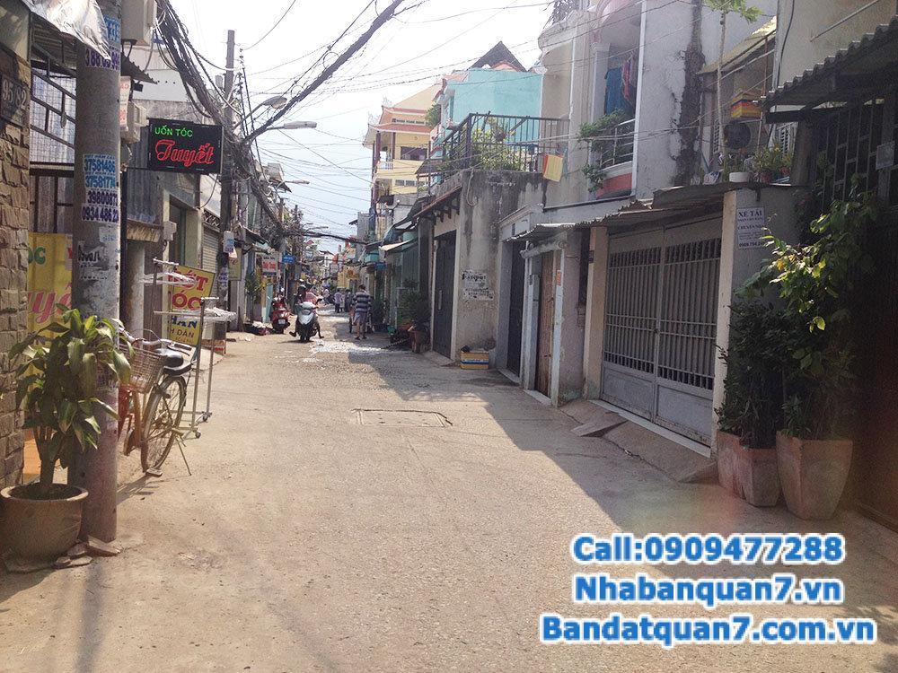 Bán đất lê văn lương phường tân quy quận 7 lh 0909477288