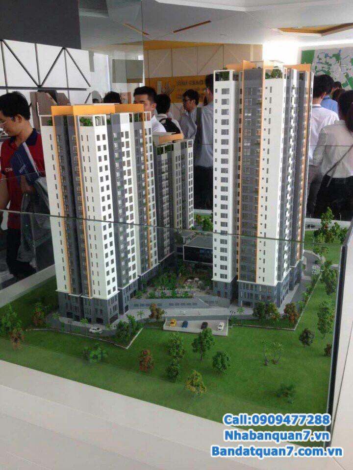 Bán căn hộ Hưng Phát, diện tích 75m2, giá từ 1,6 tỷ, LH 0909.477.288