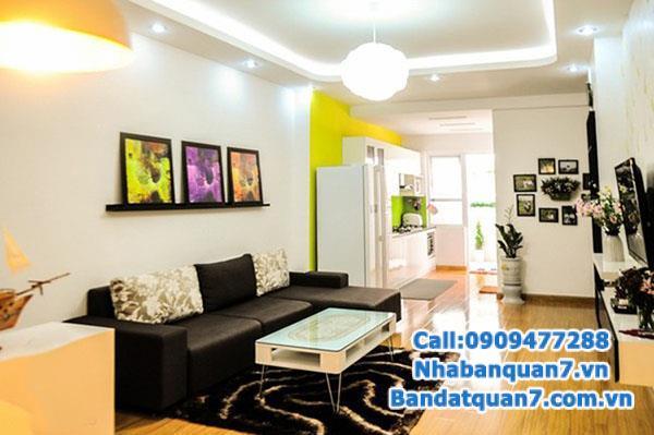 Cần tiền bán gấp nhà mặt tiền 196 Lâm Văn Bền, Phường Tân Quy, Quận 7