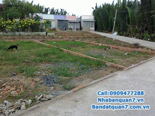 Bán gấp lô đất An Phú Hưng quận 7.