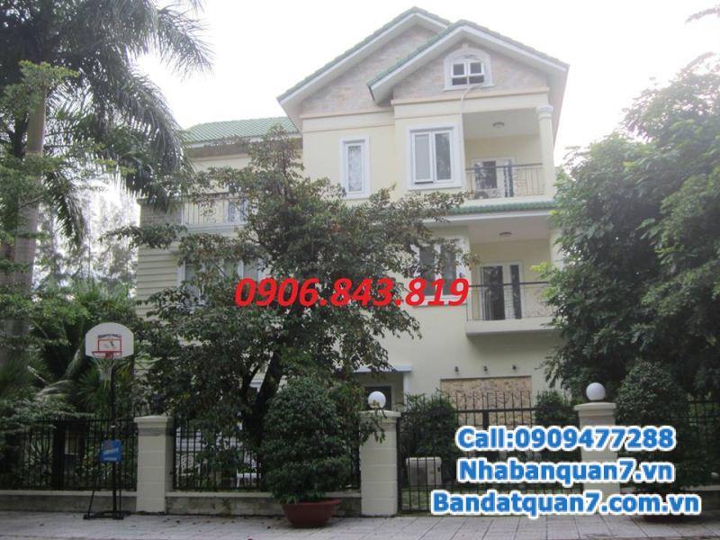 Bán nhà đường số 5 khu Trung Sơn huyện Bình Chánh