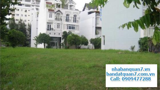 Bán biệt thự, Khu Biệt Thự Kiều Đàm, Quận 7, DT 300m2, giá 17.5 tỷ Lh 0909477288