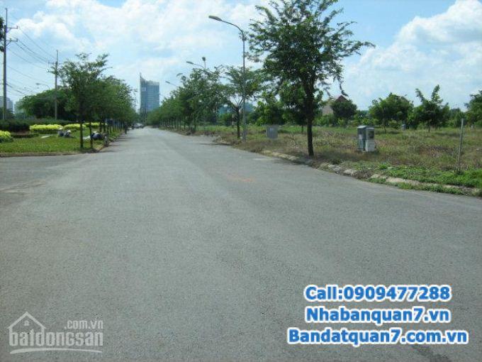 Cần bán đất KDC Ven Sông P. Tân Phong, Q7, lô P13, DT: 7x18m, giá 50tr/m2, vị trí đẹp. Kinh doanh đầu tư sinh lợi cao, khách hàng có nhu cầu quan tâm.