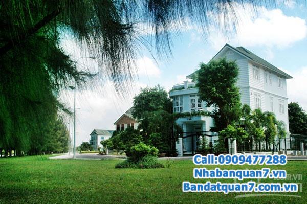 Cần bán đất KDC Ven Sông P. Tân Phong Q7