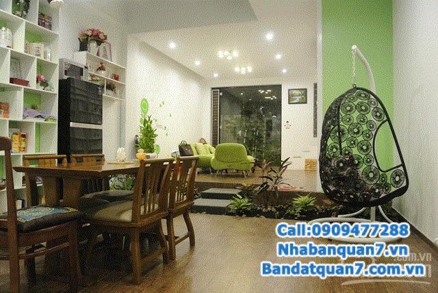Cần bán căn nhà cấp 4, MT đường số P.Tân Thuận Tây