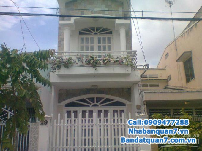 Bán nhà hẻm đường Hàn Thuyên 1 trệt 1 lầu, phường 10, Thành phố Vũng Tàu