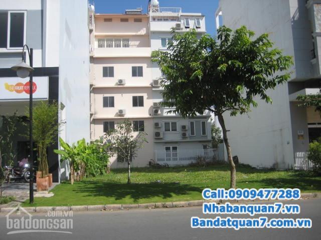 Bán đất biệt thự Him Lam Kênh Tẻ P. Tân Hưng quận 7 dt 10 x 20m giá 65 triệu/m2