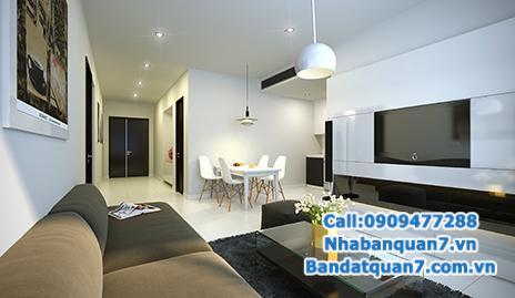 Bán căn hộ sunrise city X1-30-10 diện tích 54m2 giá 1,9 tỷ / căn