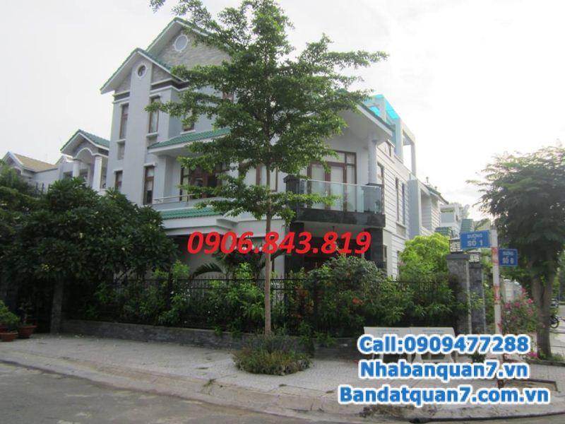 Bán nhà khu Trung Sơn Bình Chánh diện tích: 6x20m, hướng Đông, giá hot 7 tỷ