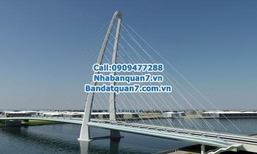 TP HCM chuẩn bị xây dựng cầu Thủ Thiêm 4 nối quận 2 và quận 7