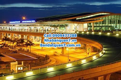 Thủ tướng quyết phương án mở rộng sân bay Tân Sơn Nhất về phía Nam.
