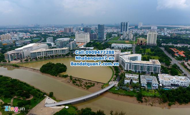 Bất động sản khu Nam Sài Gòn chuyển mình -  địa chỉ của những dự án tỷ đô.