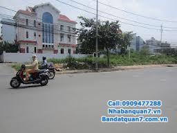 Đất Kim Sơn phường tân phong q7