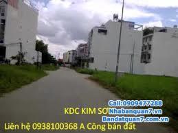 Bán đất thổ cư Kiều Đàm, phường Tân Hưng, Quận 7.