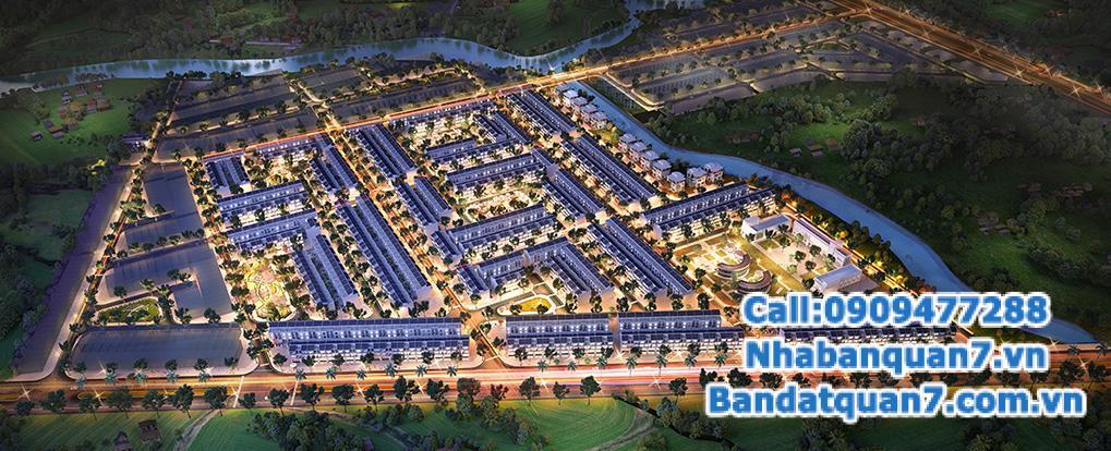 Dự án đất nền T&T Thái Sơn Long Hậu, giá 7.5 triệu/m2, LH 0909477288