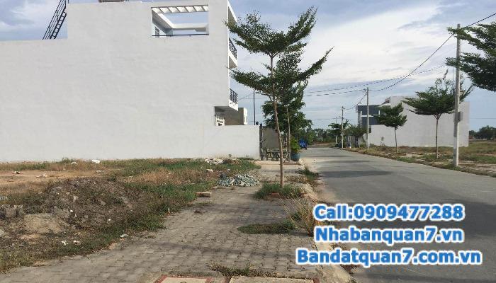 Tổng hợp đất nền nhà phố khu Kiều Đàm, quận 7