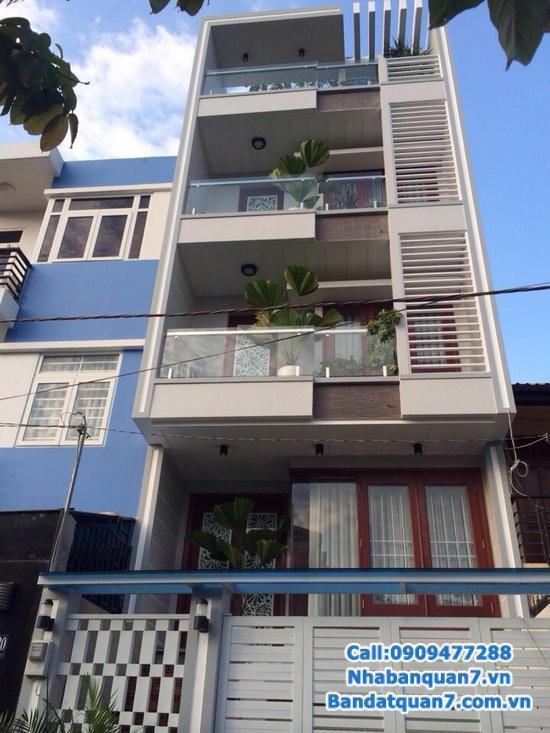 Cần tiền bán gấp nhà KDC Him Lam, Quận 7 nhà đẹp, giá tốt chỉ 17,2 tỷ