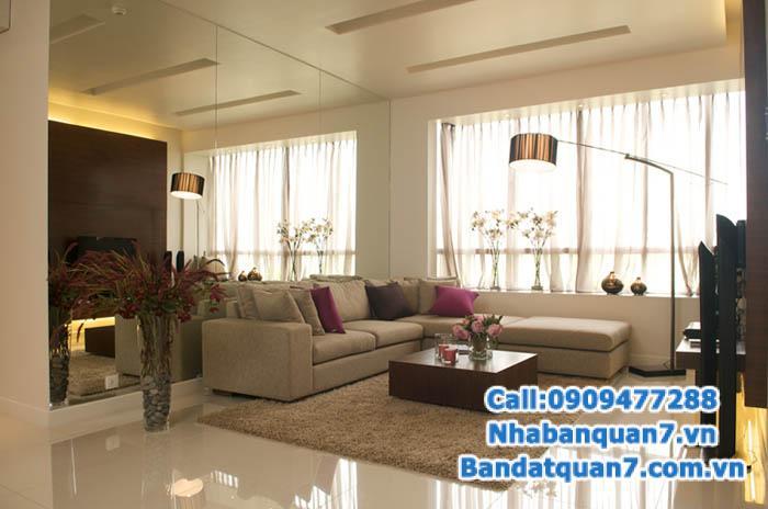 Cần bán gấp căn hộ cao cấp Sunrise City view, quận 7