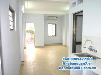 Gia đình có việc gấp nên cần bán nhà trọ cao cấp đường Nguyễn Thị Thập phường Tân Phú quận 7.