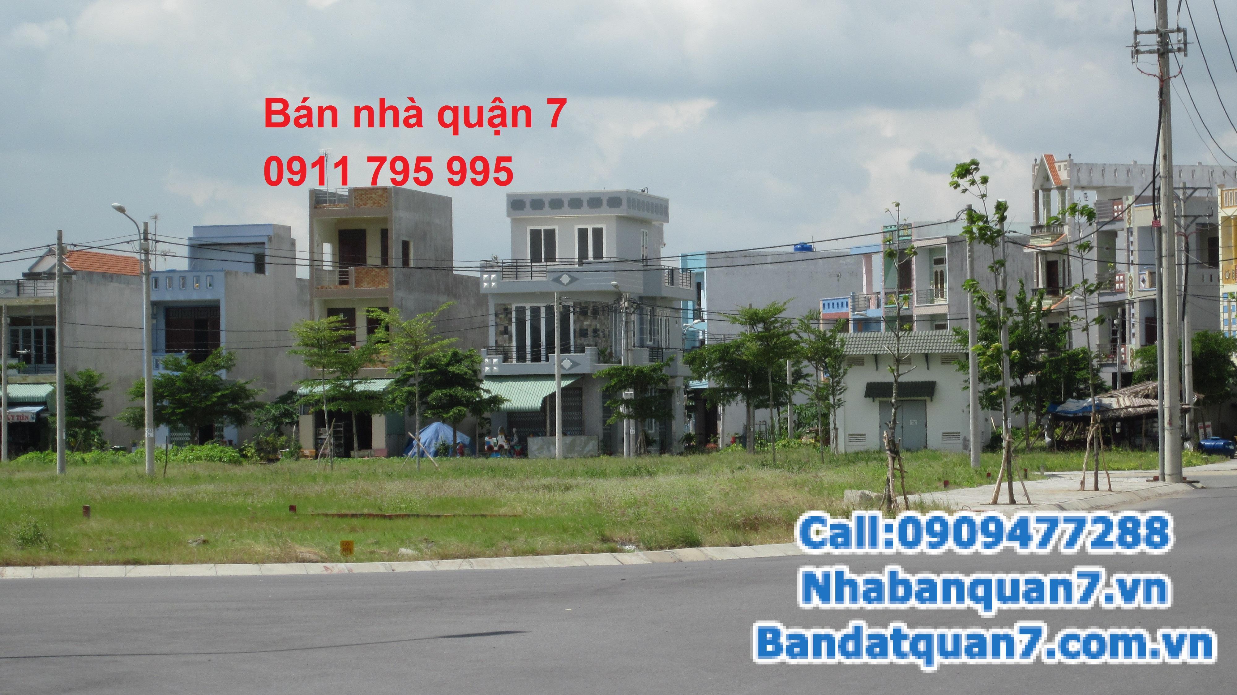 Cần bán gấp lô đất hẻm xe hơi Nguyễn Thị Thập