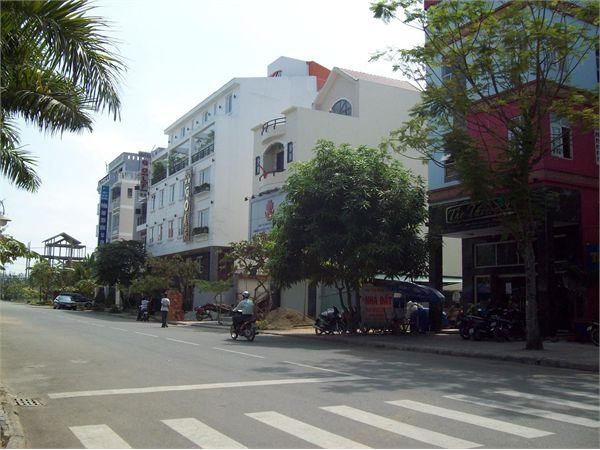 Bán biệt thự Him Lam Kênh Tẻ 10*20m có thang máy nhà đẹp sổ hồng nhà đẹp