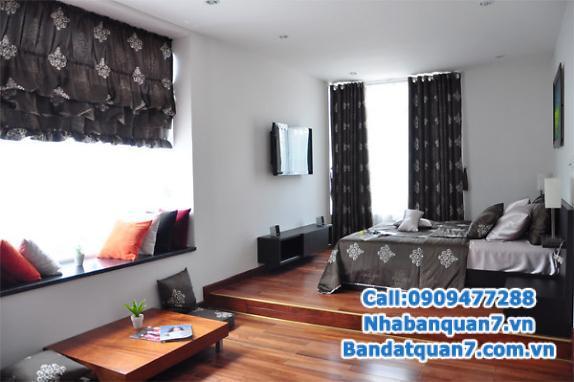 Cho thuê căn hộ Hoàng Anh Thanh Bình, quận 7, ngay khu Kiều Đàm, gần cần Kênh Tẻ