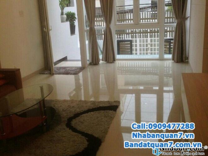 Bán Khách Sạn 6 lầu Trần Xuân Soạn, 4x27m, Lh 0909477288