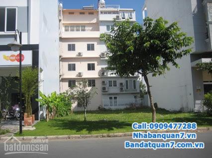Bán đất nền nhà phố KDC An Phú Hưng P.Tân Phong Q7 lô U14 dt 4 x 18m đường 12m hướng tây nam giá 52t/m2,vị trí đẹp.tel: 0909477288