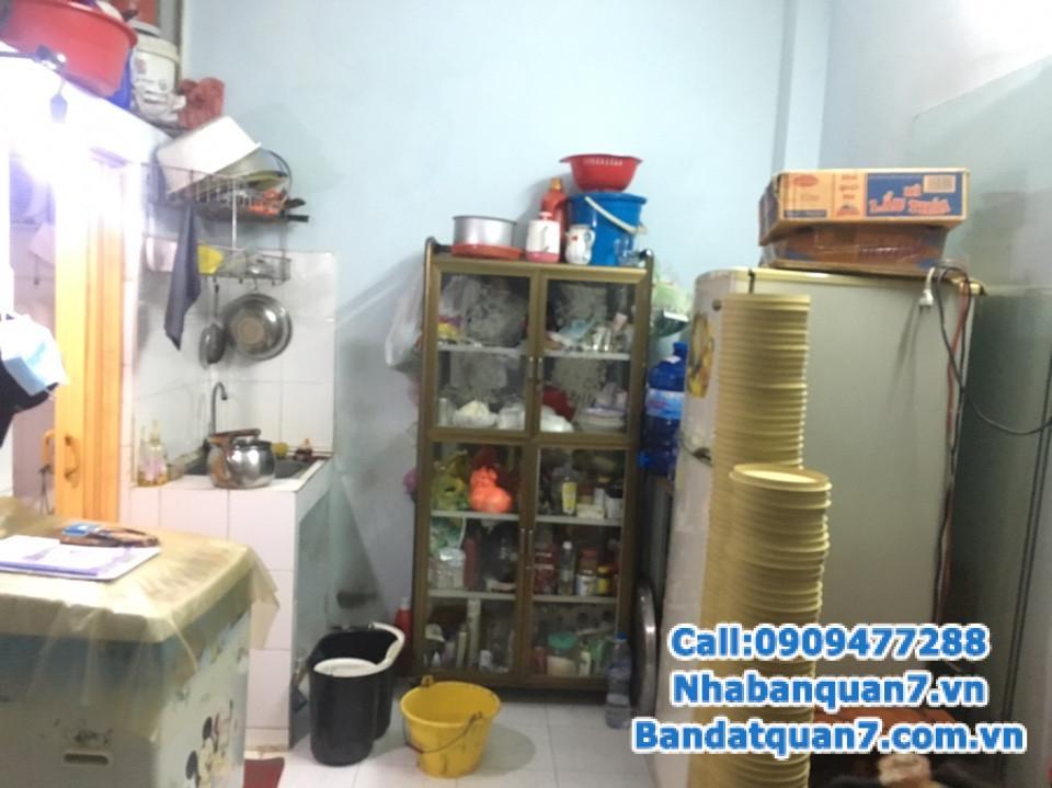 Bán nhà phường Tân Hưng, DT 3,65x7,5m giá 1,3 tỷ Lh 0909477288