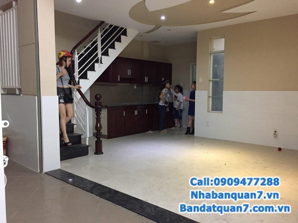 Bán nhà phường Tân Quy quận 7, diện tích 6x9m, giá 3,65 tỷ, LH 0909.477.288