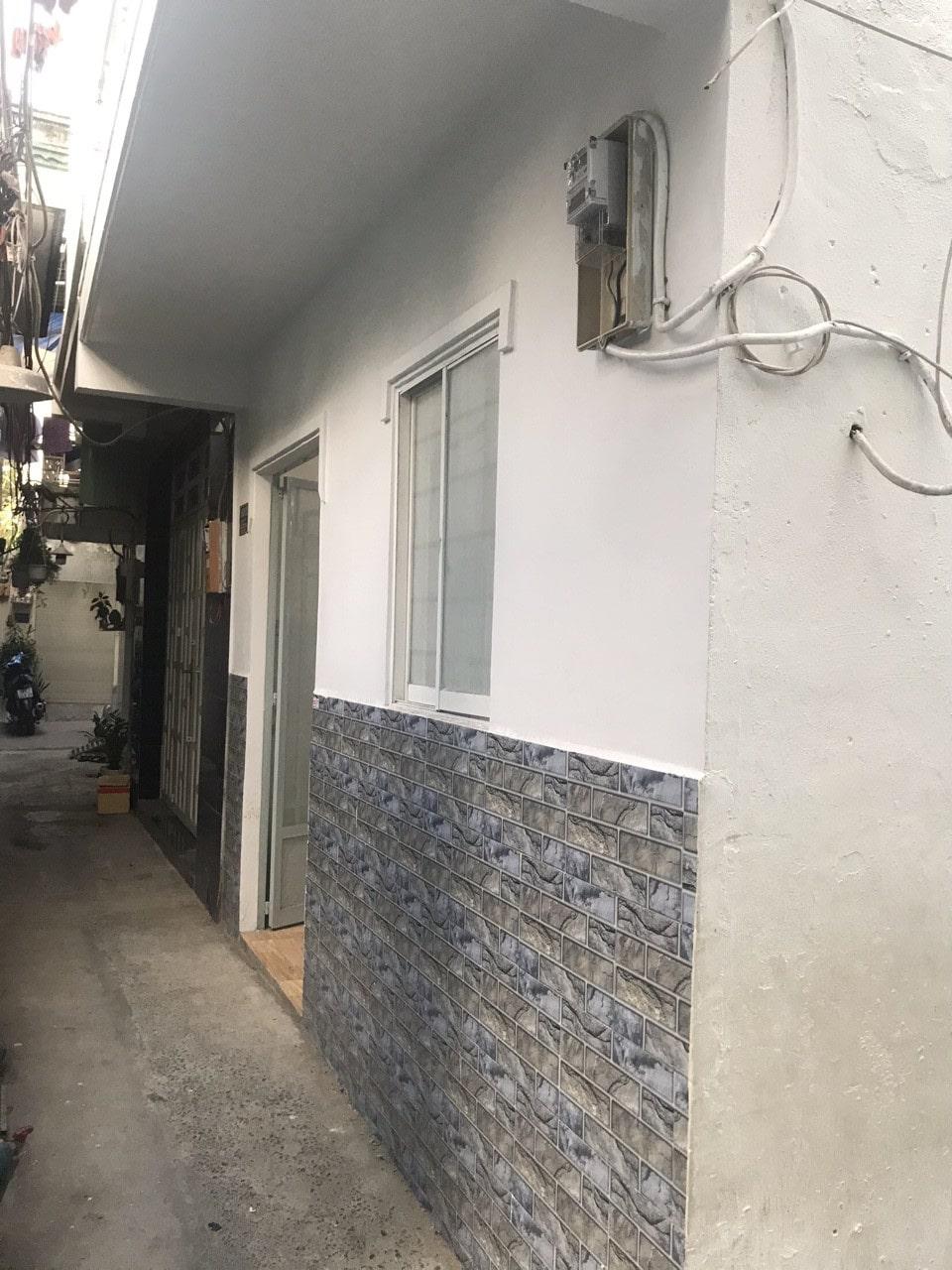 Bán nhà Phường Phú Mỹ Q7, MT hẻm 1669, DT 4x6m, giá 1.25 tỷ