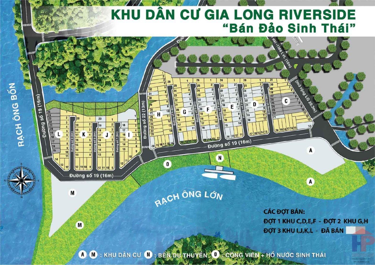 Dự án Gia Long Riverside
