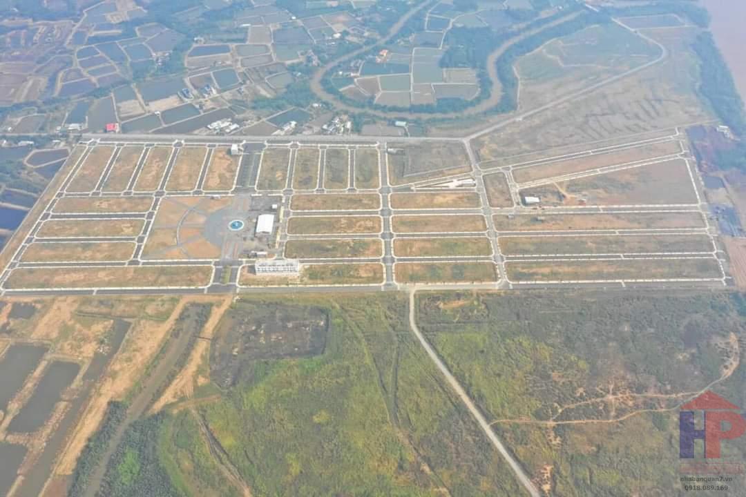 Bán đất nền dự án Hiep Phuoc Harbour View Long An