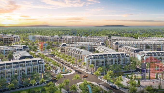 Lợi thế đầu tư tại khu đô thị nghỉ dưỡng La Queenara