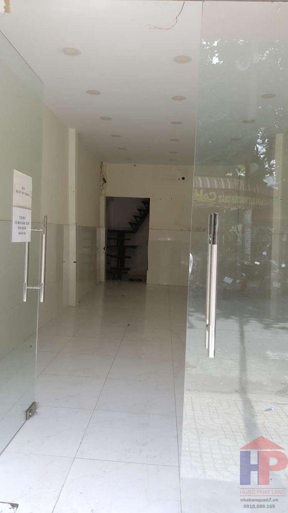Nhà bán đường số 4 Phường Tân Kiểng Quận 7, DT 3.7x10m, nhà cấp 4