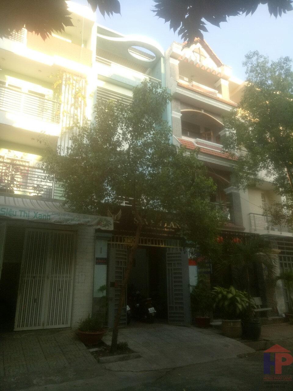Bán nhà đường số 43 Phường Tân Phong Quận 7, DT 300m2, giá 12.3 tỷ
