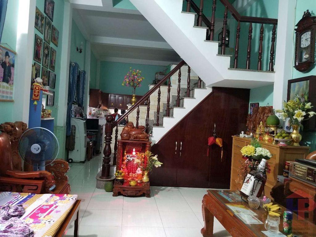 Bán nhà hẻm 308 Huỳnh Tấn Phát Quận 7, 4PN – 3WC, DT 200m2, giá 18 tỷ