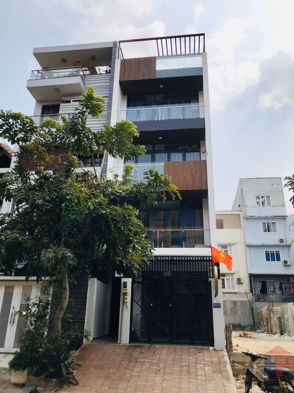 Bán nhà đường số 8 Quận 7, Phường Tân Thuận Đông, 1 trệt – 3 lầu, DT 5x24m, giá 15.9 tỷ