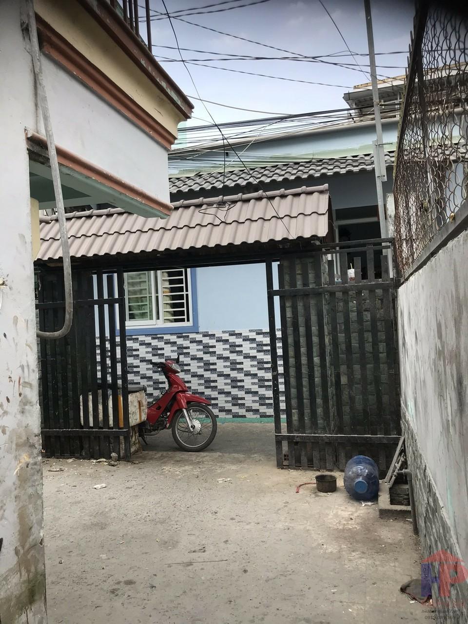 Bán nhà hẻm 1716 Huỳnh Tấn Phát Nhà Bè, DT 5x33m, giá 3.25 tỷ