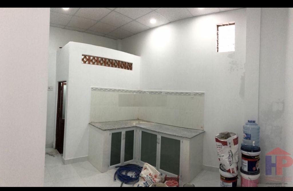 Bán nhà hẻm 380 Lê Văn Lương Quận 7, nhà cấp 4, 2PN - 2WC