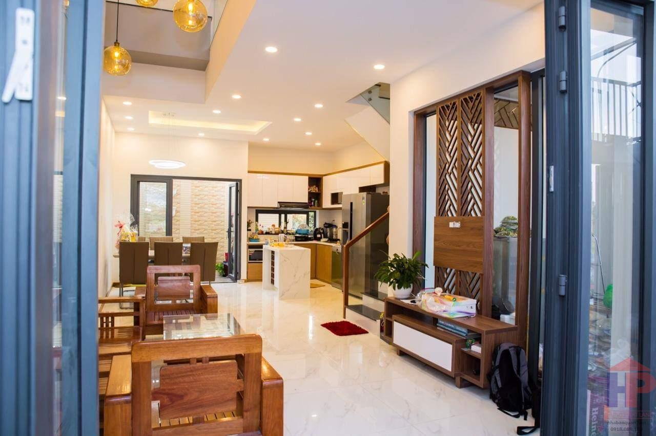 Bán nhà hẻm 2581 Huỳnh Tấn Phát Nhà Bè, 4 lầu – 4PN, DT 6.6x12.12m, giá 5.7 tỷ