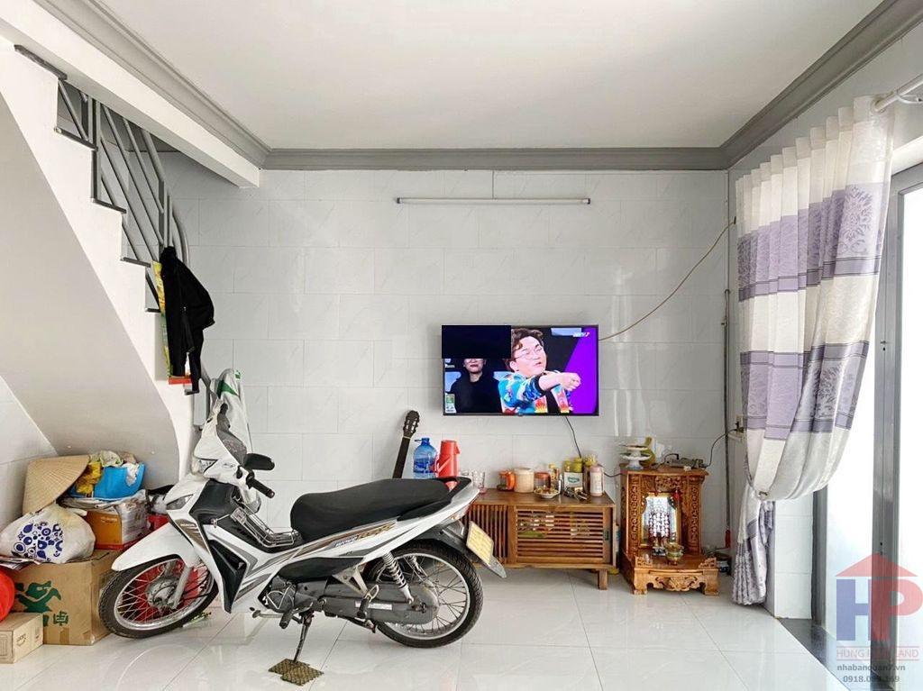 Bán nhà hẻm đường Tân Thuận Tây Quận 7, 2 lầu – 3PN, DT 6x5m, giá 3 tỷ