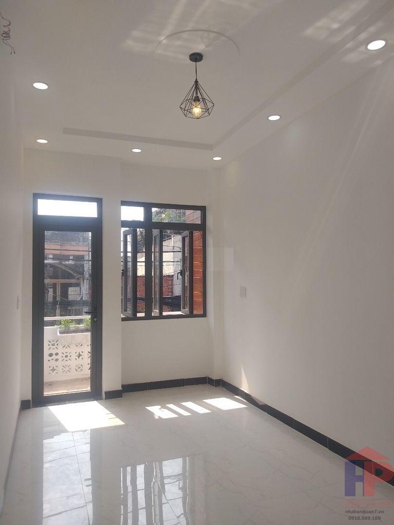 Bán nhà hẻm 1041 Trần Xuân Soạn Q7, 3PN – 3WC, DT 3x29m, giá 4.7 tỷ