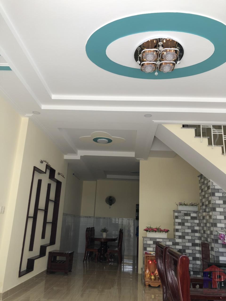 Bán nhà hẻm 160 Nguyễn Văn Quỳ Quận 7, 1 trệt – 2 lầu, DT 5x12m, giá 5.5 tỷ